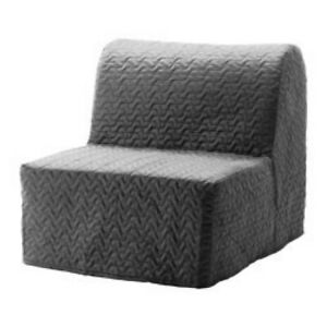 IKEA LYCKSELE Sofa Sessel Bezug 503.234.13, Vallarum Grau 22891, NEU + OVP