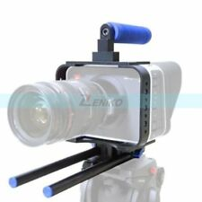 15mm Rod BMCC Cage Rig Top Handle For BMCC Blackmagic Cinema Movie Camera