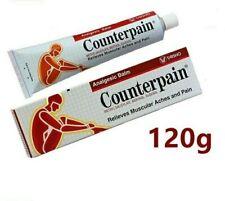 120g Counterpain Analgesic Balm Hot Cream Squibb / Taisho Free Shipping + Track