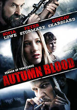 Autumn Blood (DVD, 2014) Brand New