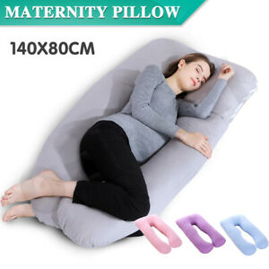 Maternity Pregnancy Nursing Sleeping Body Support Feeding Boyfriend Pillow 2019