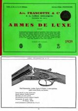 Francotte, Aug. Les Fusils Catalogue 1939