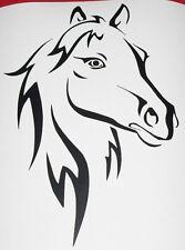adesivo Cavallo horse fattoria sticker decal vynil vinile auto moto wall ferma