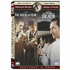 The Sherlock Holmes Double Feature: The House of Fear/The Pearl of Death...