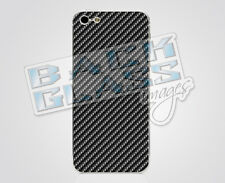 Carbon Fiber decal for iPhone 5 / 5S - glossy vinyl sticker