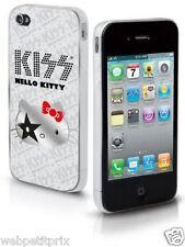 Hello Kitty Kiss Coque effet miroir pour iPhone 4/4S Blanc Officiel Neuf