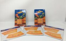 Hot Wheels Playtape Track And Curves Set - 30 Ft Of Track, 6 Sets Of Curves