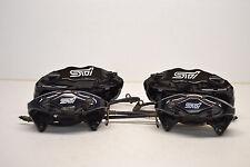 Subaru Impreza WRX STI Brembo Brakes Calipers Brake Setup W/ Lines Oem 2008-2014