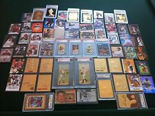 BASEBALL/FOOTBALL/BASKETBALL/HOCKEY CARD $1 LOTS @ $8 BOOK VALUE! ROOKIES/DUTCH!