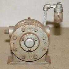 Gast Model 1550 Rotary Vane Pump Vacuum Tool Machinist Collectible
