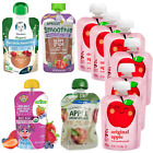 11ct Kids Fruit Smoothie Pouches Gerber Sprout Organic Earth