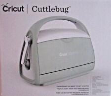 CRICUT CUTTLEBUG MANUAL DIE CUTTING & EMBOSSING MACHINE BUNDLE *NEW IN BOX* MINT
