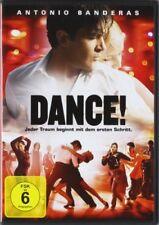 Dance! Jeder Traum beginnt mit dem ersten Schritt DVD Antonio Banderas