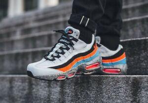 Nike air max 95 PRM blue/orange/black/grey LAST 42