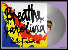 BREATHE CAROLINA Hello Fascination LP on CLEAR VINYL New SEALED Clear /1000