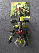 Retired Set Factory Sealed HERO FACTORY SCORPIO MISB Nice 2236 New ✰ LEGO