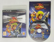 The Jak And Daxter Trilogy: Classics HD Remastered - PS3 Playstation 3, PAL UK