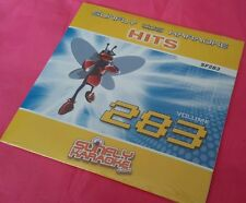 Karaoke CD+G disc, Sunfly Hits Vol 283, see Description 16 tracks/arts