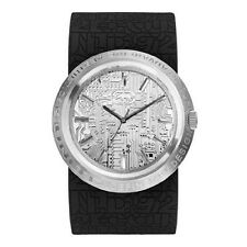 Reloj Marc Ecko caballero the Eero Correa de caucho negra E11534g1.