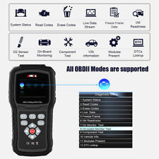 Ancel AD610 Elite OBD2 Code Reader ABS Airbag SRS SAS Reset Diagnostic Scanner