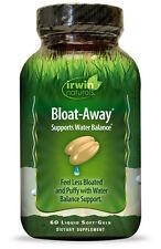 Irwin Naturals - Bloat-Away (Diuretic for Water-Weight) - 60 Softgels