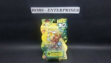 Ben 10 Alien Collection Ben Tennyson Is heatblast bt-73