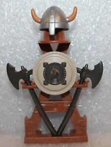 "Playmobil Knight Viking "" Weaponstand "" Knight Pirates Roman Egyptians"