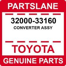 32000-33160 Toyota OEM Genuine CONVERTER ASSY