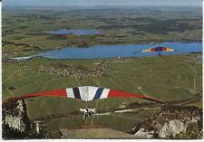 Alte Postkarte - Drachenflieger am Tegelberg