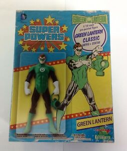 Super Powers GREEN LANTERN Classic ARTFX Statue 1/10 Scale Pre-Painted Figure!