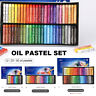 Waterproof Oil Pastels Box Set Inscribe Artist Drawing Assorted 12/25/50 Color