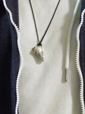 Fashion Men Women Sneaker shoe 925 Sterling Silver Pendant Necklace Jewelry Gift