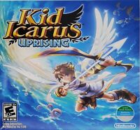 Kid Icarus: Uprising ( Nintendo 3DS ) World Edition / Brand New