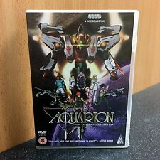 (NE6) AQUARION COMPLETE COLLECTION ANIME MANGA DVD BOX SET