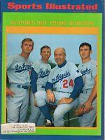 1969 May 19 Sports Illustrated Baseball magazine Walt Alston Los Angeles Dodgers