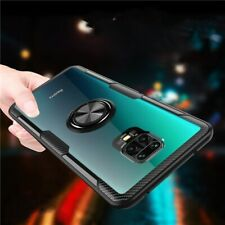 For Xiaomi Redmi Note 9 Pro 9S 8 Pro Hybrid Rugged Clear Magnetic Stand PC Case