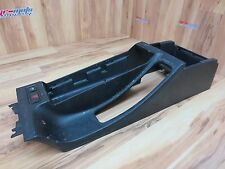 01 02 03 BMW330 330 CI E46 Coupe Black Center Console OEM