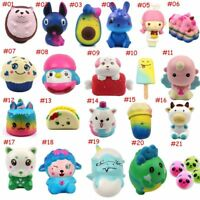 1Pc Jumbo Slow Rising Squishies Squeeze Kid's Toys Adult Decompression Toys