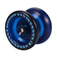 k1 abs professionale yoyo con cuscinetti a sfera blu