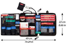 Survival TRAVELLER First Aid KIT - Car/ute/4WD, Home, Travel, Work, Office, Boat