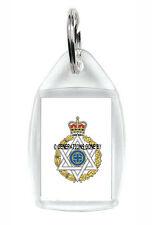 ROYAL ARMY CHAPLAINS DEPARTMENT (JEWISH) KEY RING (ACRYLIC)