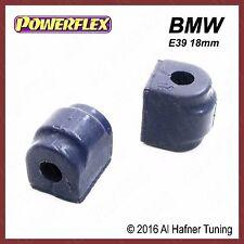BMW e39 18mm Powerflex Rear Sway Bar Bushings PFR5-504-18