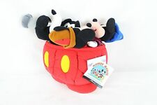 Rare Disney Beanbag 70th Anniversary Mickey Steamboat Bag Collectable Rare Old