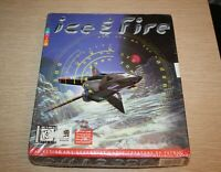 ICE & FIRE 1995 Zombie Win 95 CD-ROM PC Game NEW IN SEALED SHRINK WRAP