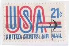 (UST-334) 1971 USA 21c USA Air mail (E)