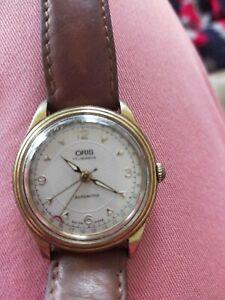 vend montre oris année 1992 état intact