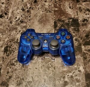 PS3 Controller Dualshock 3 For Sony PlayStation 3 OEM Authentic RARE COSMIC BLUE
