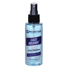 LACE RELEASE BY WALKER TAPE 4OZ FAST ACTING ADHESIVE GLUE REMOVER SPRAY