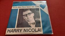 """7"""" Amiga Harry Nicolai Doch dein Herz kenn' ich nicht Ruth Brandin 450686 1968"""