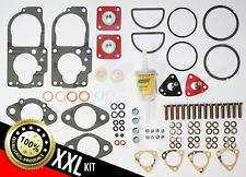 XXL Repsatz Joint Kit De Réparation VW BUS t2 t3 SOLEX 32-34 PDSIT 2/3 carburateur